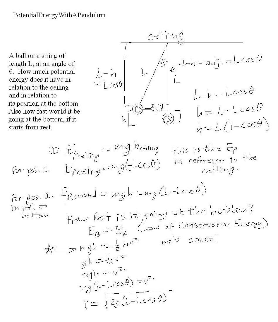 Potential And Kinetic Energy Worksheet Answers Stephen Murray